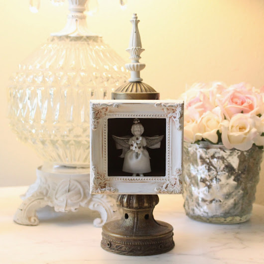 Rustic Shadowbox ~ Shrine