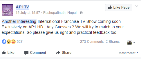 nepal got talent