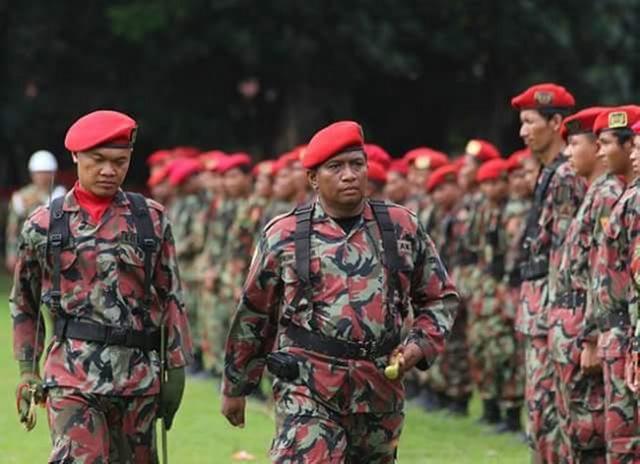 TEGAS! Komandan KOKAM: Hentikan Genosida Muslim Rohingya atau Perang Terbuka!