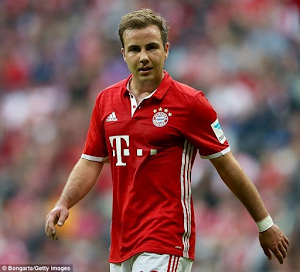 Great footballer Mario Gotze,  football career on pending 'indefinitely' after he's diagnosed of metabolic disorder