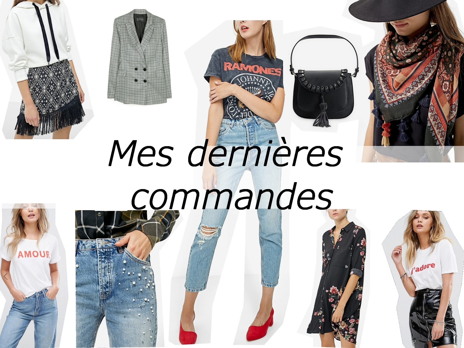 Mes derni res commandes styles by assitan blog mode for Mano mano fr mes commandes