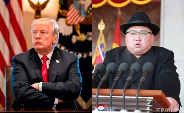 Трамп погодився на зустріч з Кім Чен Ином