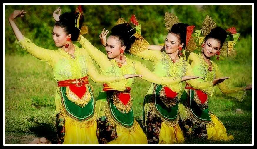 Tari Lahbako Tarian Tradisional Dari Jember Jawa Timur Negeriku Indonesia