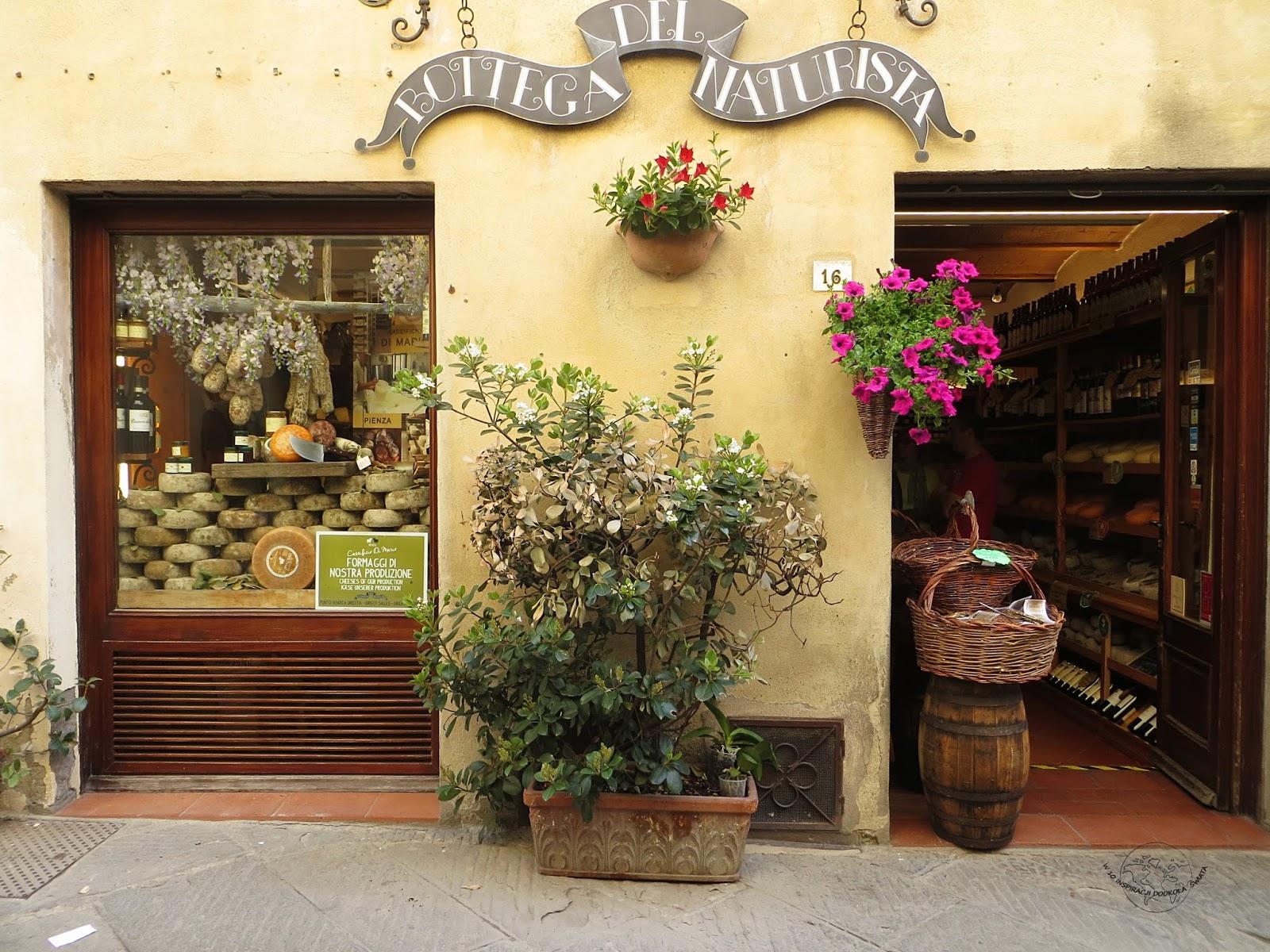 Smaki Toskanii