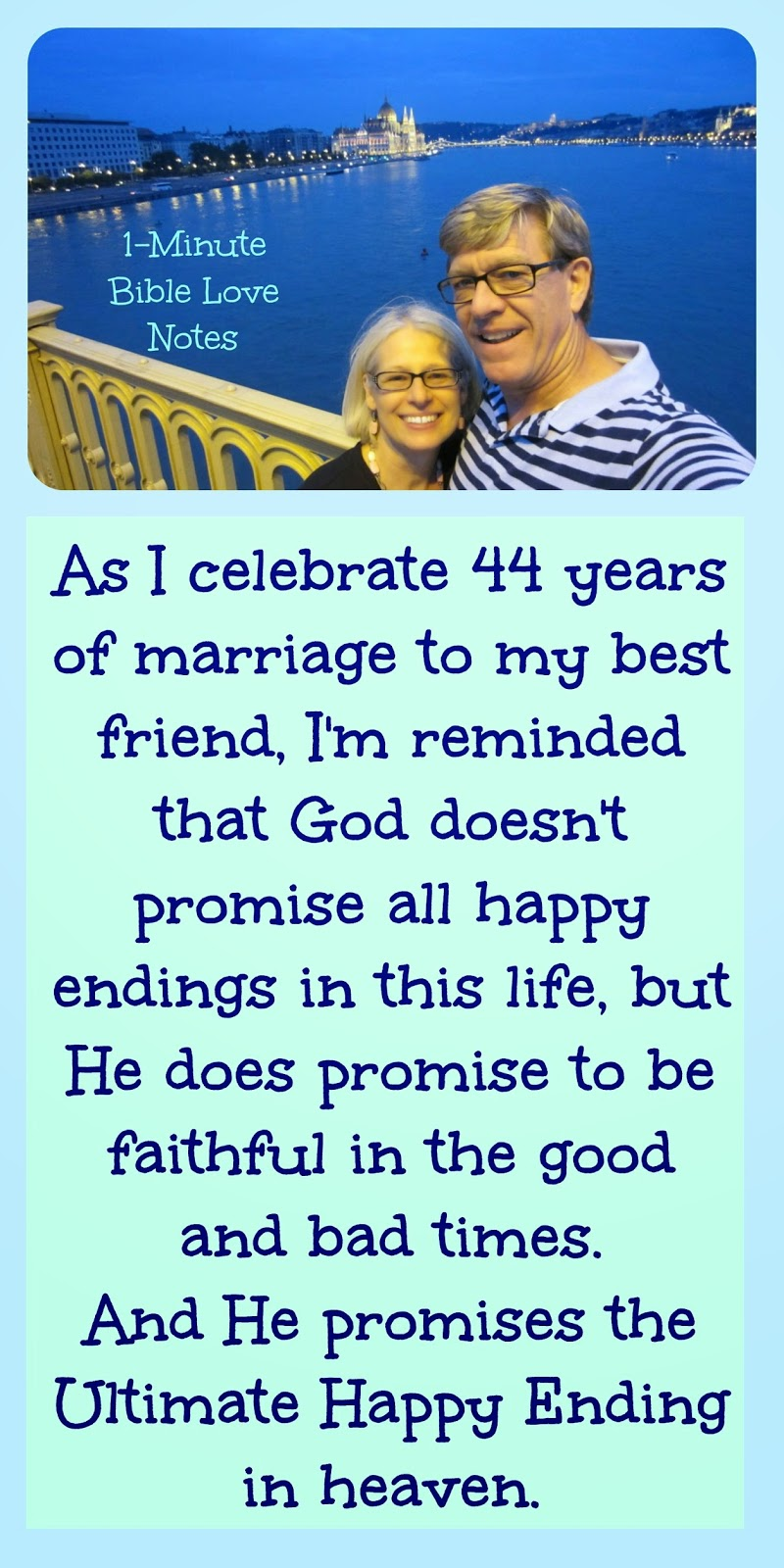 God's faithfulness in good and bad events, marriage, pick-pocket