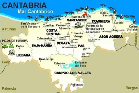 Ii Encuentro Nacional De Blogueros De Turismo Y Viajes En Cantabria My Guia De Viajes