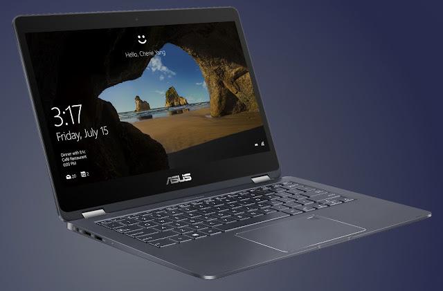 Dan Akhirnya Laptop Dengan Prosesor Snapdragon 835 Di Buat ASUS