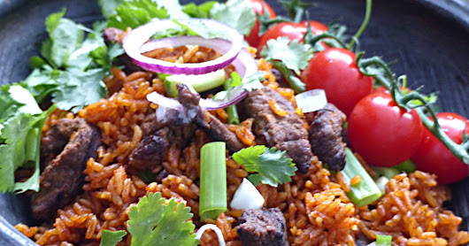 5 EASY STEPS TO COOK JOLLOF LIKE A PRO