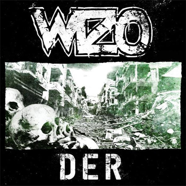 "WIZO stream new song ""Verwesung"""