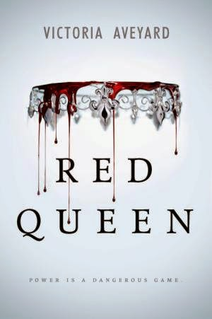 Red Queen by Victoria Aveyard cover