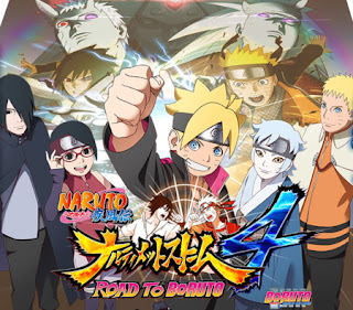 Download Naruto Shippuden Ultimate Ninja Storm 4 Road to Boruto DLC for PC 2017 Gratis