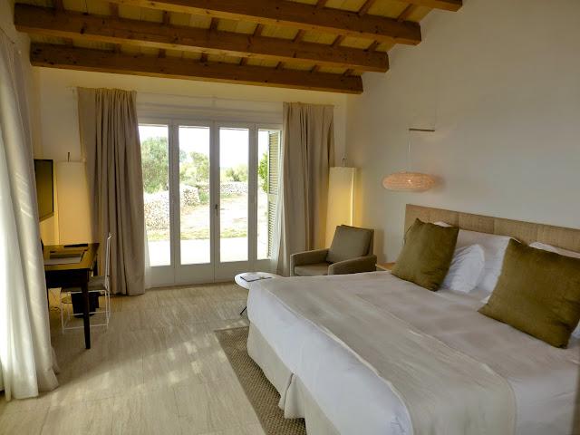 Menorca, hotel Torralbenc