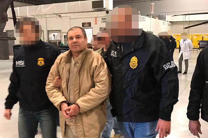 """El Chapo está recluido en una prisión """"más severa y dura"""" que Guantánamo"""