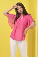 Modele de bluze de vara pentru femei: dantelate, cu paiete, elegante sau simple