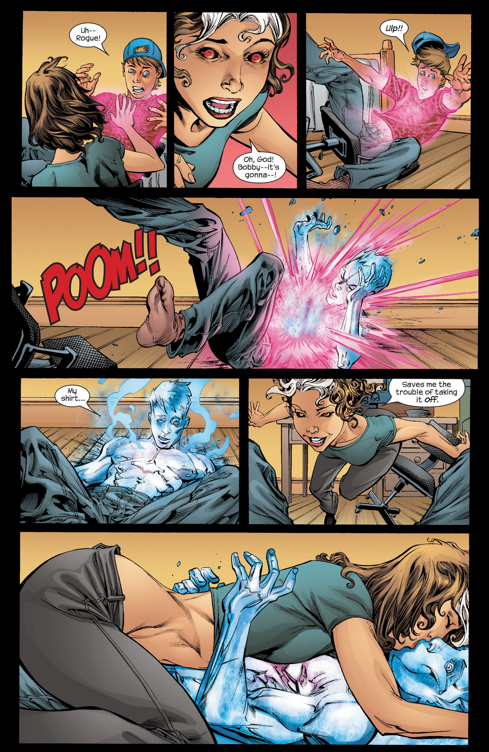 Read online Ultimate X-Men comic -  Issue #66 - 15