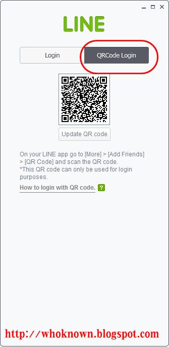 วิธี Login LINE บน PC ด้วย QRCode (ลืม Password LINE ทำไงดี? ภาค 2