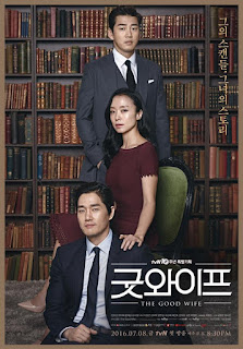 Sinopsis The Good Wife Korean Drama