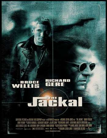 The Jackal 1997 Hindi Dual Audio BRRip Full Movie Download