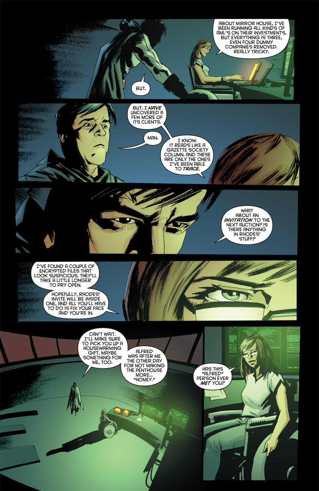 Detective Comics (1937) 872 Page 5