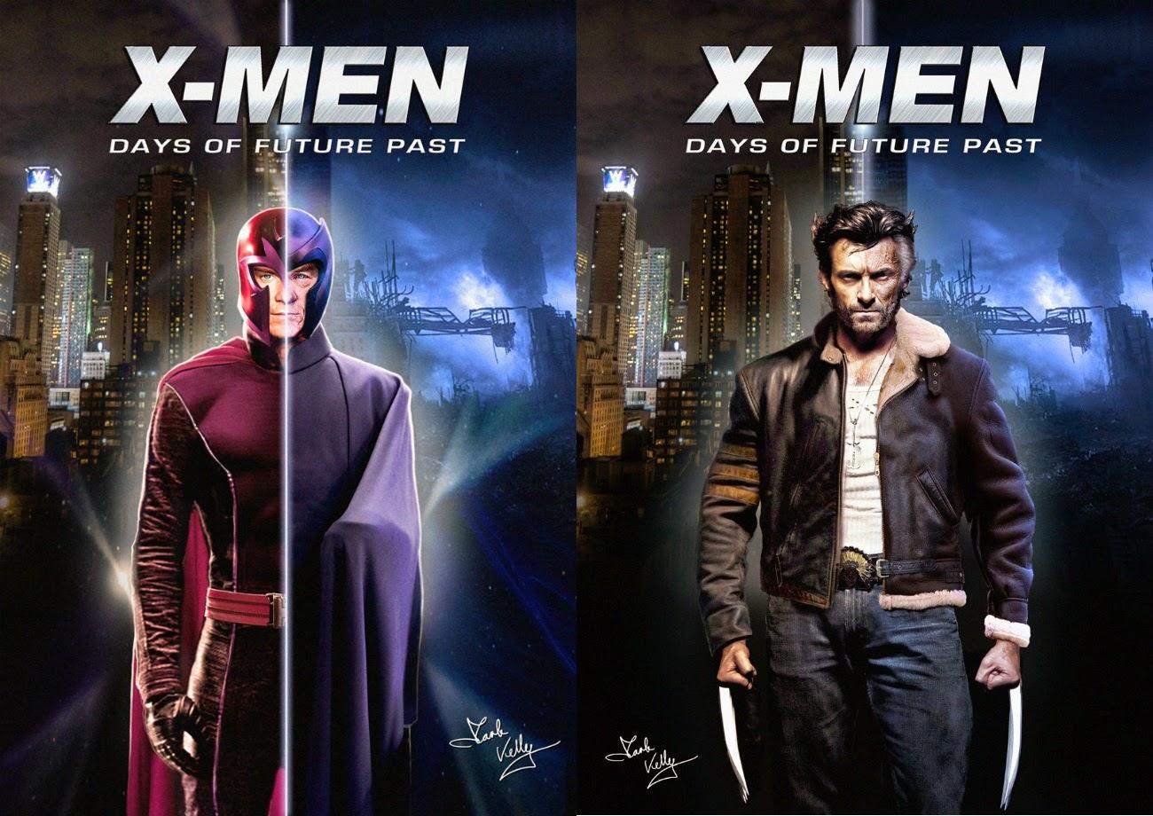 ... Solitario: X-Men: Days of Future Past (Días de un futuro pasado X Men Days Of Future Past Photos
