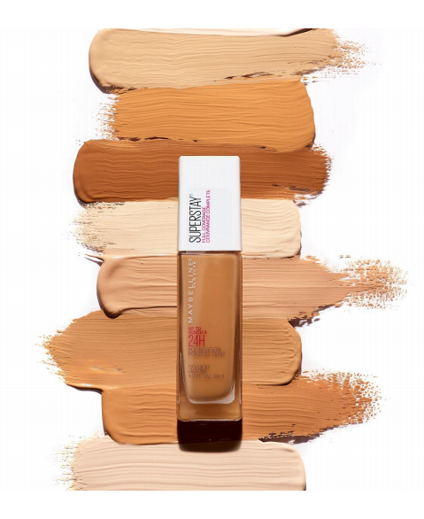 Maybelline Superstay 24H Liquid Foundation: Updated Formula Review