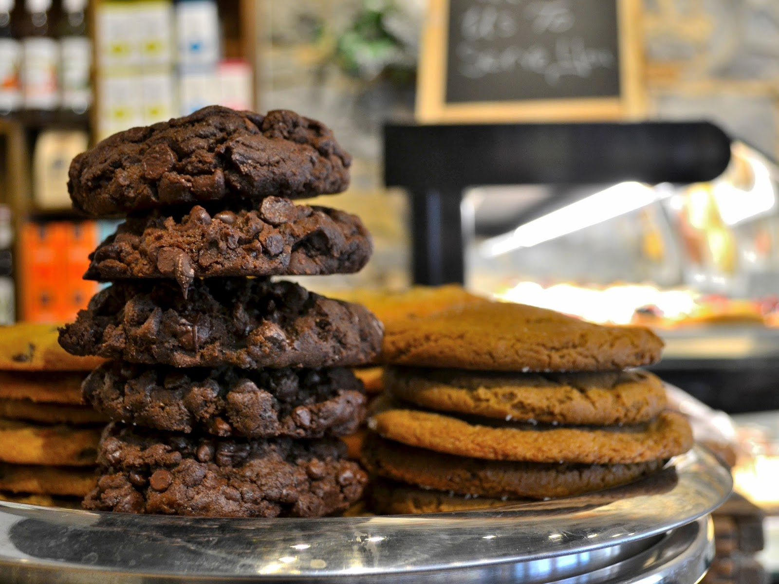 Indulge in Crave Coffeehouse and Bakery