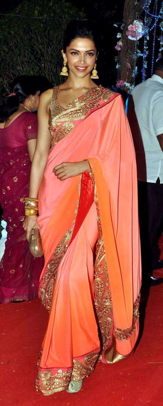 Indian Fashion Inspiration: Deepika Padukone - BlogBusterAsia
