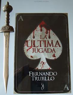 Portada del libro La última jugada, de Fernando Trujillo