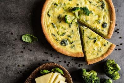 Gâteau au brocoli: recettes végétaliennes