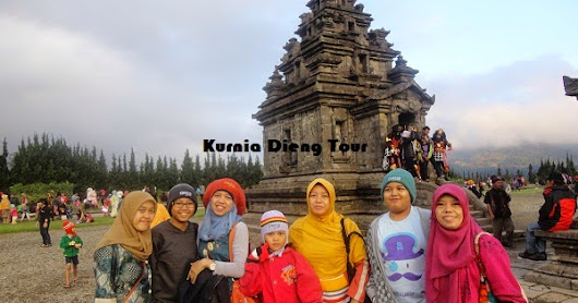 Paket Tour Dieng Murah 1 Hari Meeting Point Wonosobo