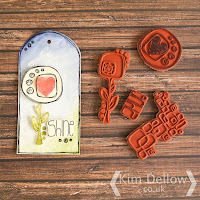 Kim Dellow Layered tag tutorial