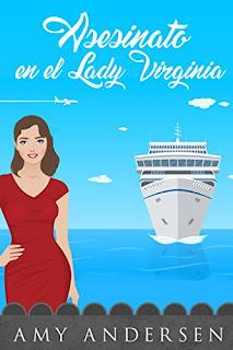 Asesinato En El Lady Virginia: (Los Misterios De Marion - Libro 6) PDF
