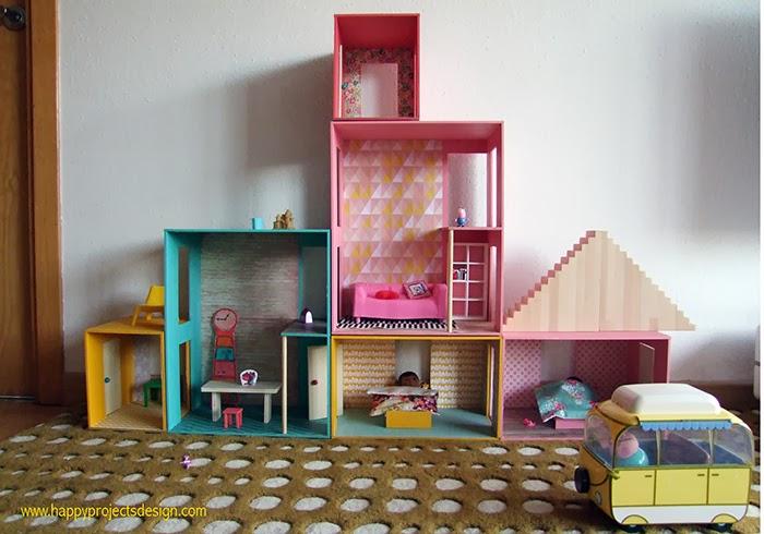 DIY: Casita de Muñecas