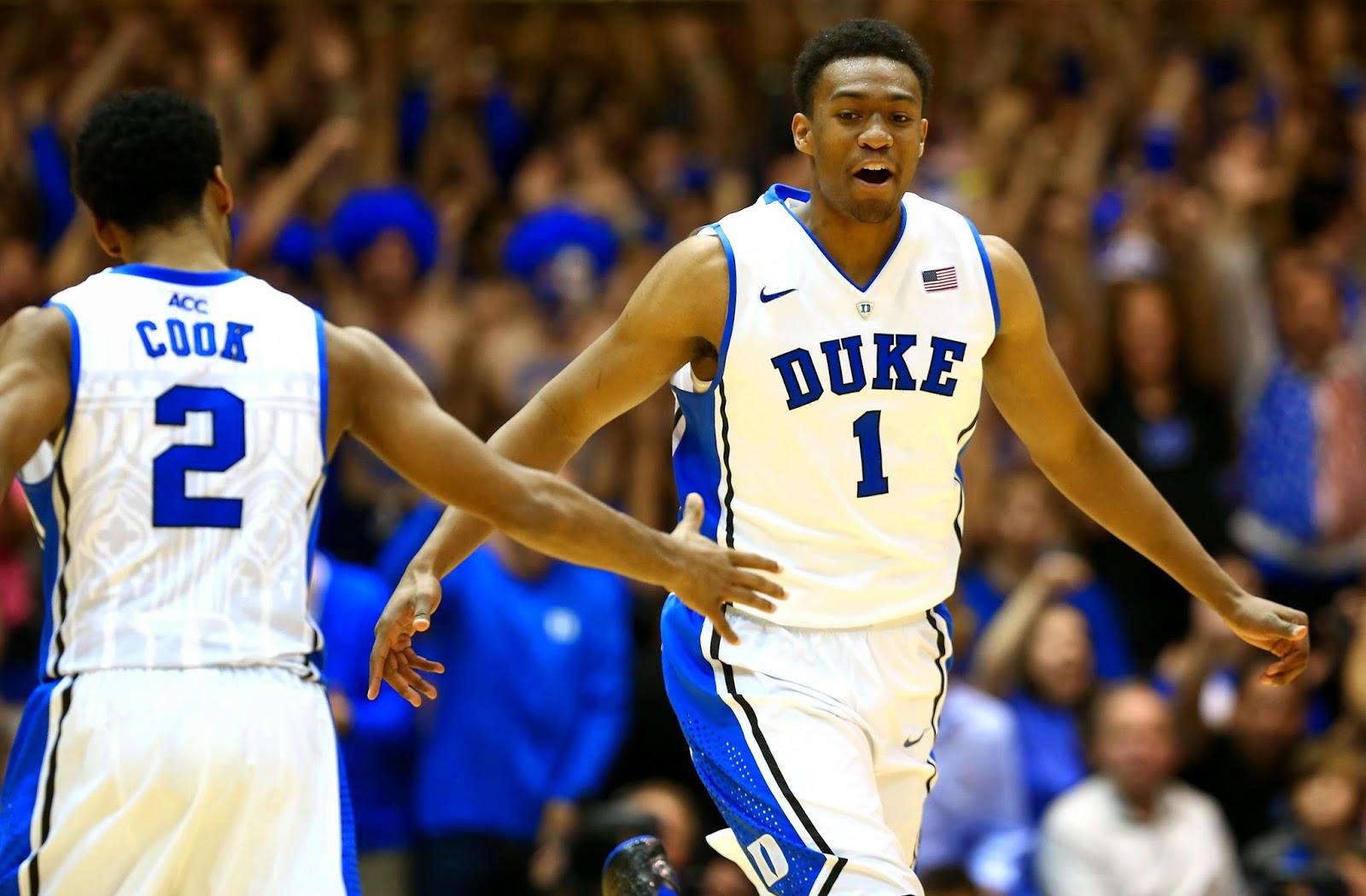 The Sports ReKap: 2014 NBA Draft Big Board 1.0: A Whole ... Jabari Parker Nba Draft