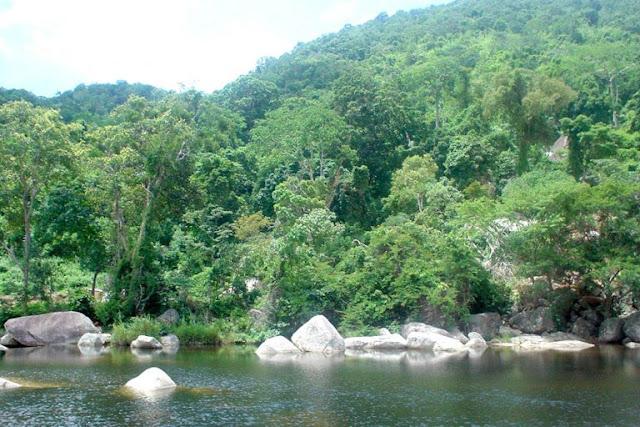 Thiên nhiên ban tặng cho phong cảnh hữu tình là những gì Chư Yang Sin có được (Ảnh: ST)