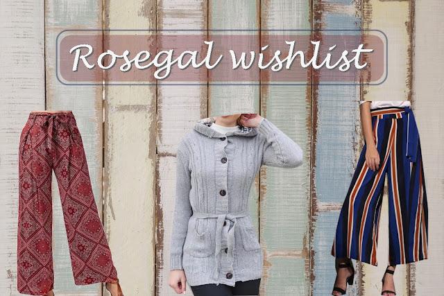 rosegal recenzija, rosegal višlista, moje iskustvo sa rosegal trgovinom, onlin kupnja, rosegal suradnja, rosegal pallazzo hlače, široke hlače, trapez hlače