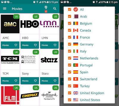 تحميل TvTap تطبيق لتشغيل شبكة قنوات بين سبورت, برنامج لمشاهدة القنوات المشفرة على الاندرويد
