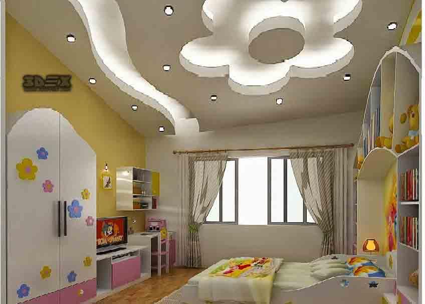 Top False Ceiling Designs, POP Design For Bedroom 2019