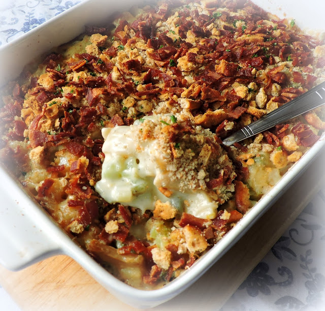 Green Bean & Potato Casserole