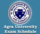 dbrau date sheet 2017 dbrauaaems.in agra unicersity exam schedule