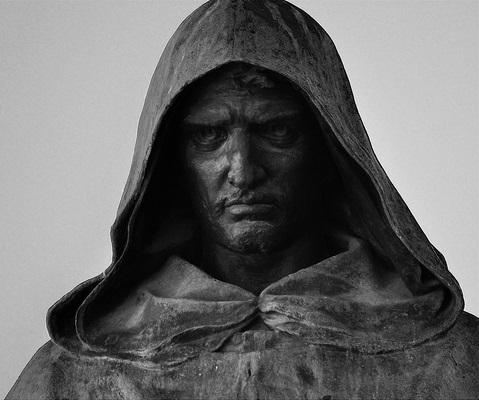 Bensozia Ettore Ferrari Statue Of Giordano Bruno