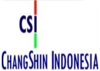 Informasi Lowongan Kerja Terbaru di PT. Chang Shin Indonesia - Operator Produksi