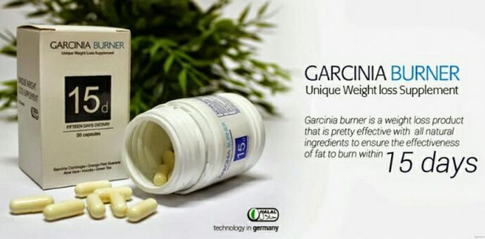 Garcinia Burner original