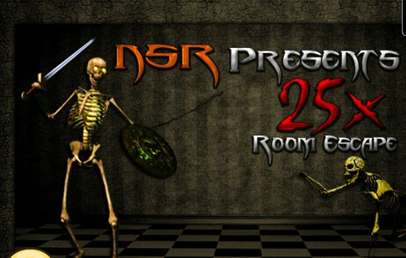 NsrGames 25x Room Escape