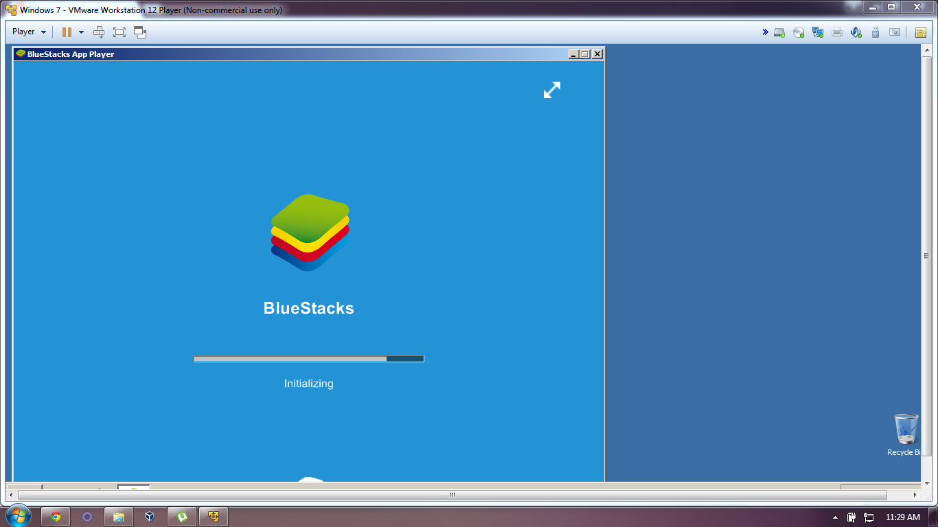 Z-xSecurityx: How to install Bluestacks in Virtualbox
