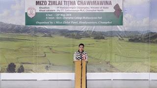 ZIRLAI TITHATE CHAWIMAWINA HUN