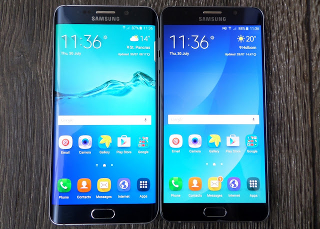 Galaxy Note 5 & 6S edge+