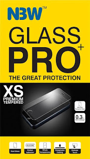 Lenovo K6 Power Tempered Glass