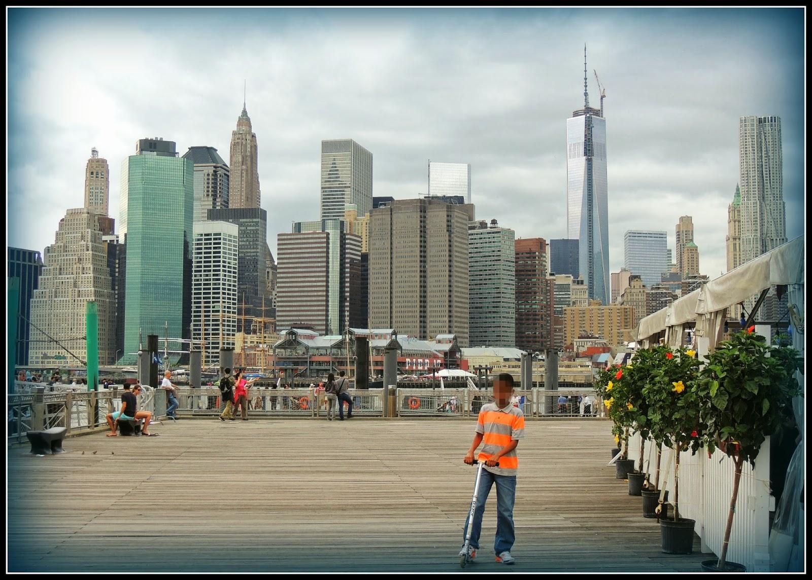 Nueva York en 3 Días: Ribera del East River