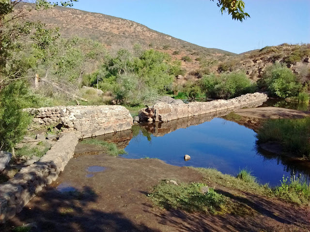 Mission trails Park--Old Mission Dam